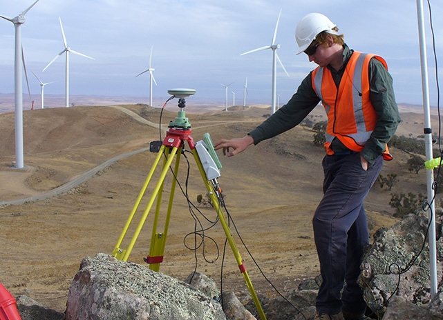 wind farm engineering surveys
